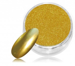 Mirror Effect Gold - Złoty Efekt [1,25ml]