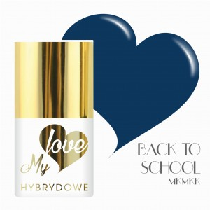 Lakier Hybrydowy MyLove UV/LED Back to School 289