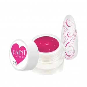 Paint Gel Kolor - 07 Pink