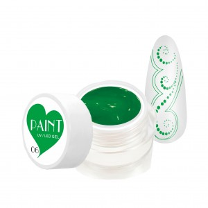 Paint Gel Kolor - 06 Green